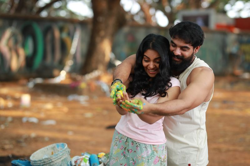 Tovino Thomas and Ahaana Krishna Kumar in 'Luca' (2)-1563891255915
