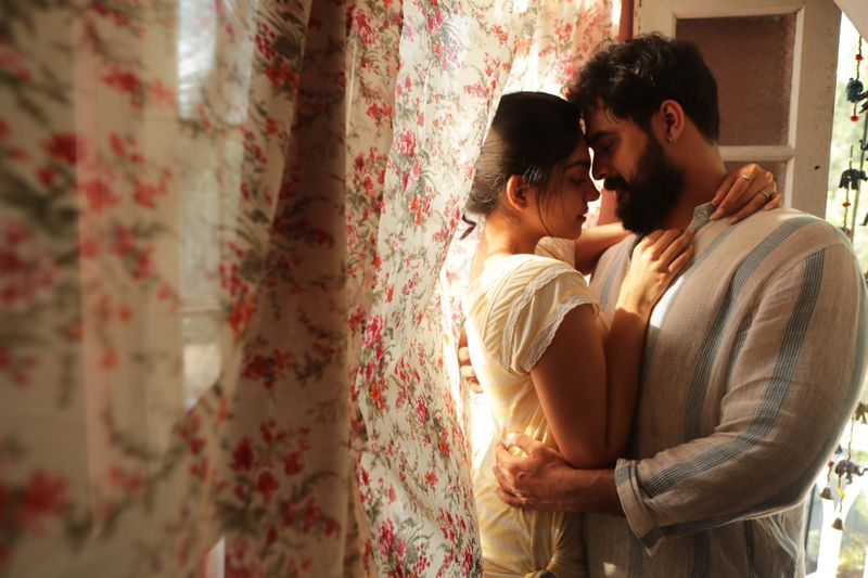 Tovino Thomas and Ahaana Krishna Kumar in 'Luca' (4)-1563891251277