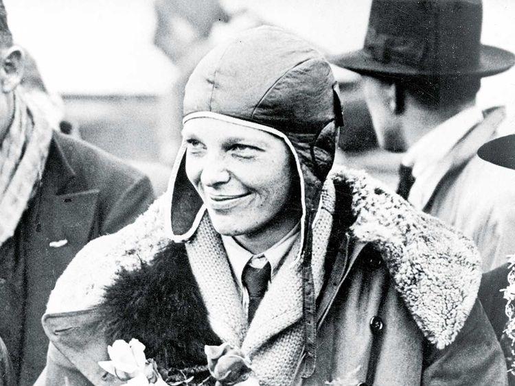 190724 Amelia Earhart
