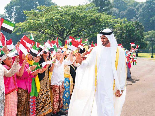 190724 sheikh mohamed bin zayed jakarta widodo 2