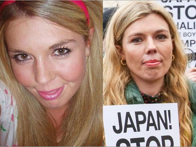 Carrie Symonds 31