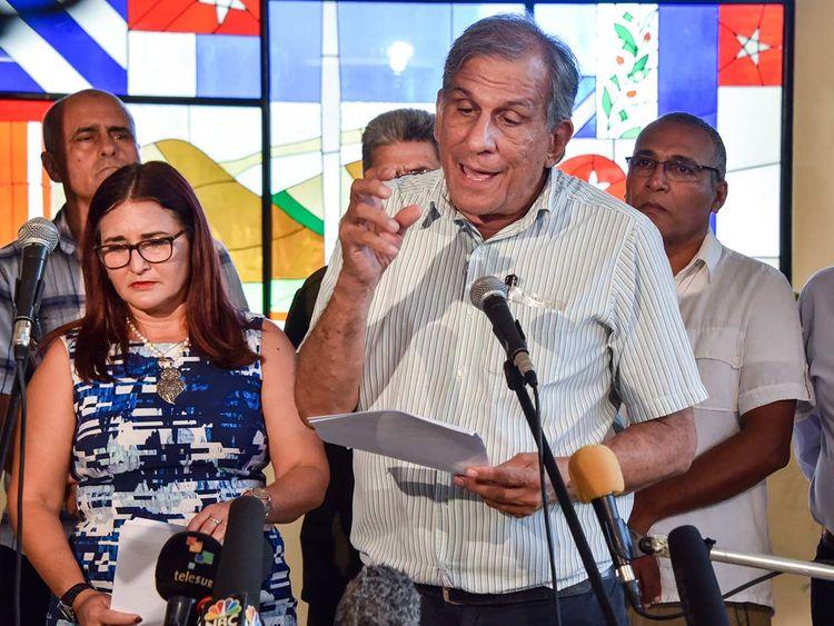 Cuba US diplomat illness 20190724