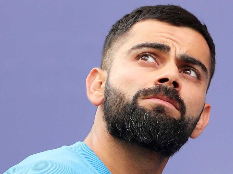 India skipper Virat Kohli