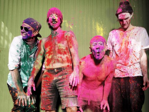 Red Hot Chili Peppers to play first-ever UAE concert at Abu Dhabi Showdown Week 2-1563957287428