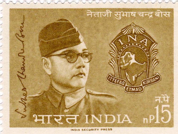 Subash Chandra Bose 20190725
