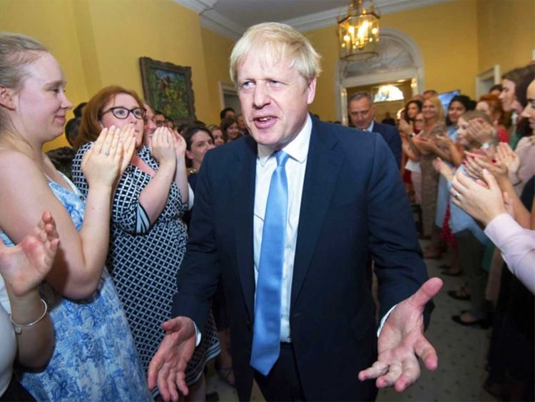 190725  Boris Johnson