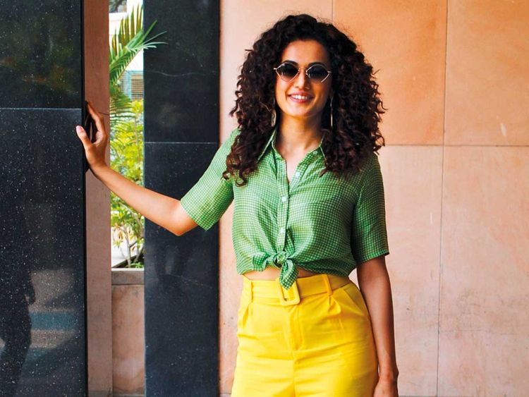 190725 Taapsee Pannu