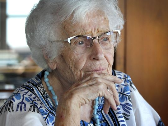 Heise German granny in politics