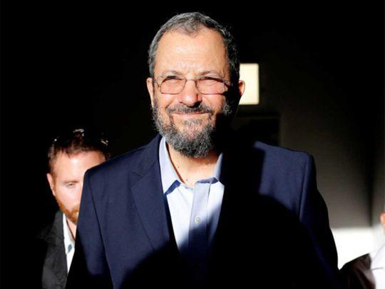 190726 Ehud Barak