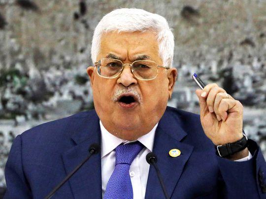 190726 Mahmoud Abbas