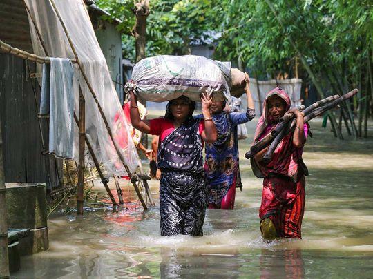 190726 bangladeshi women