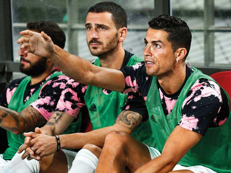 finest selection c8e8a 230fc Juventus upset Korea fans with Cristiano Ronaldo no-show ...