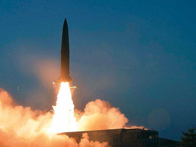 190726 north korea missile