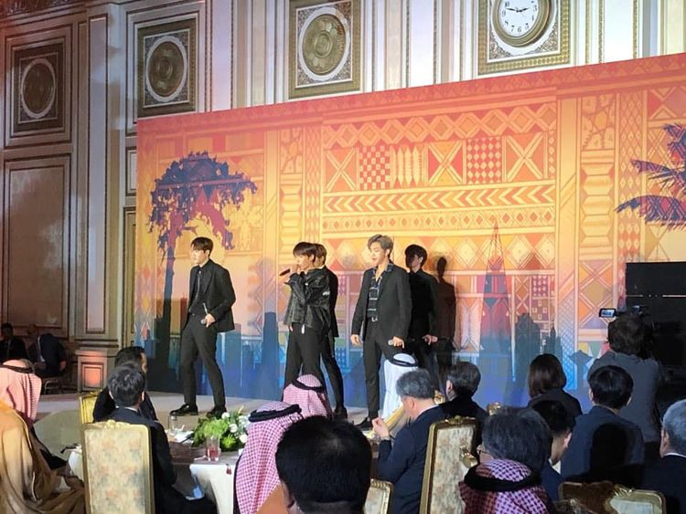 B.I.G Performance at Luncheon-1564233894355