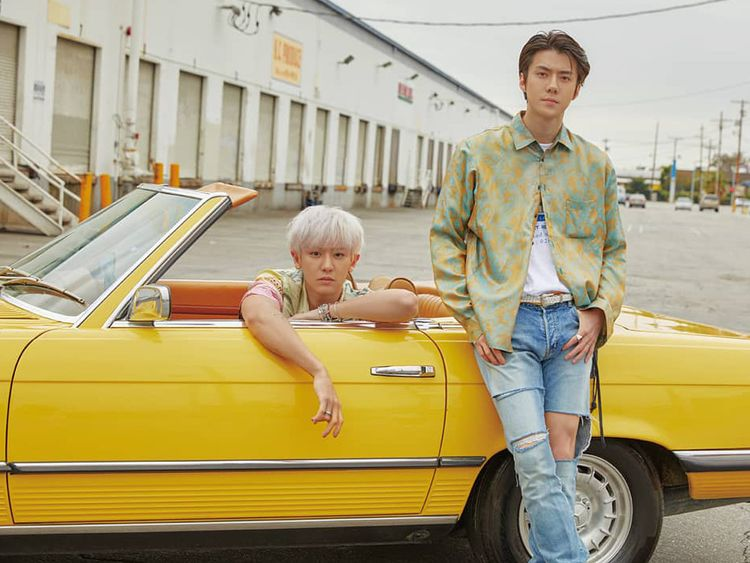 EXO-SC - Left to right - Chanyeol and Sehun-1564233905544