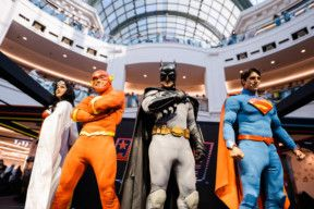 Justice League at Mall of the Emirates-1564233785298