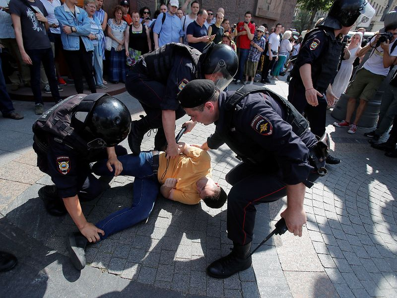 Moscow protest 2