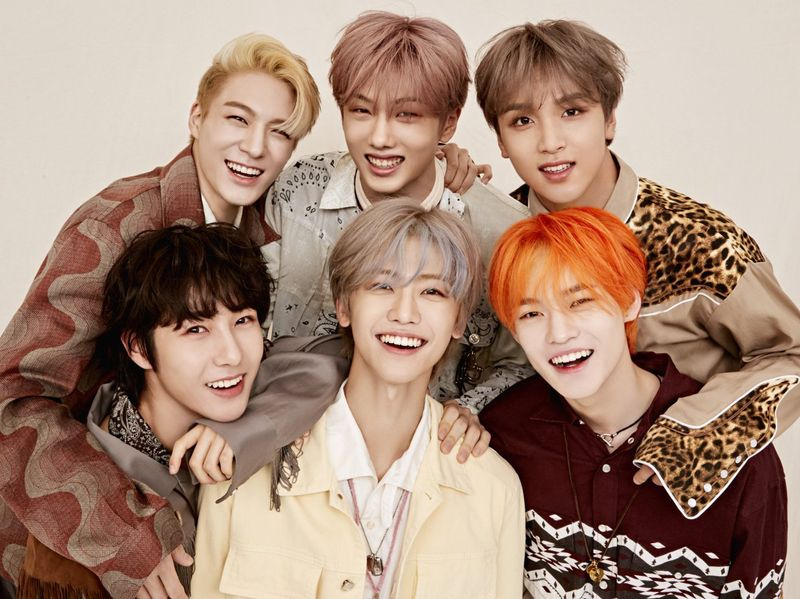 NCT Dream - Clockwise - Jeno, Jisung, Haechan, Chenle, Jaemin and Renjun-1564233902329