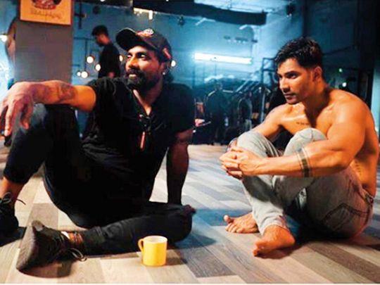 Varun Dhawan in 'Street Dancer 3D'.