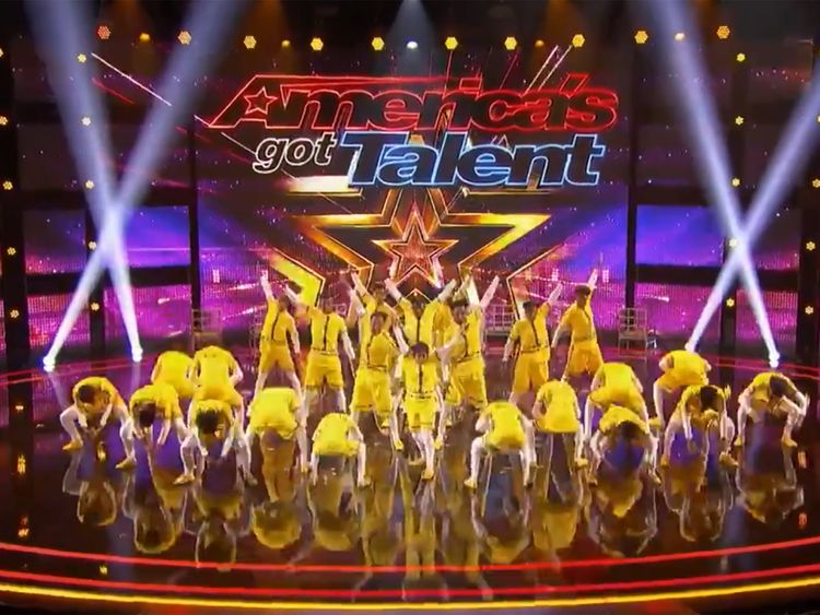 India S V Unbeatable Wow America S Got Talent Bollywood Gulf