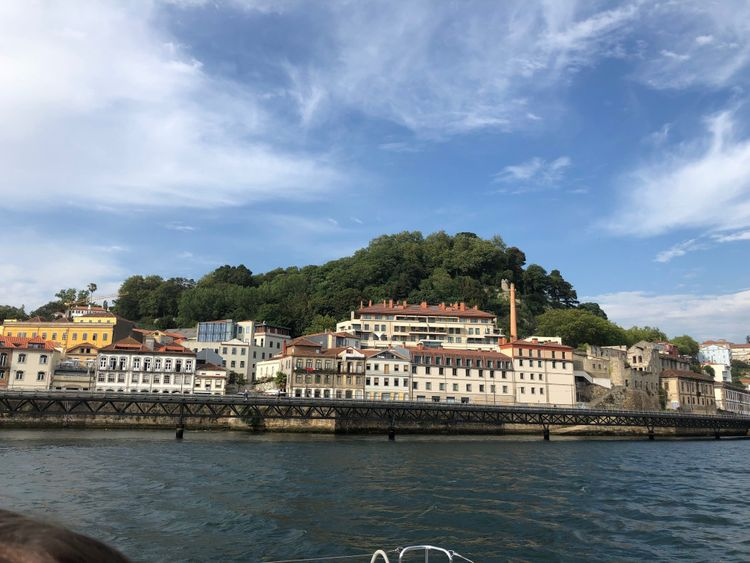 A view of Porto  from the Douro River cruise-1564404829049