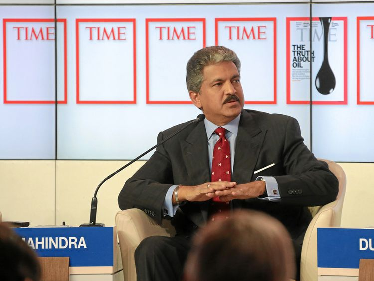 Trending: Asked to cook by wife, Mahindra's reply leaves