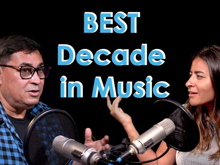 Best Decade in music