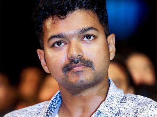 Tamil superstar Vijay