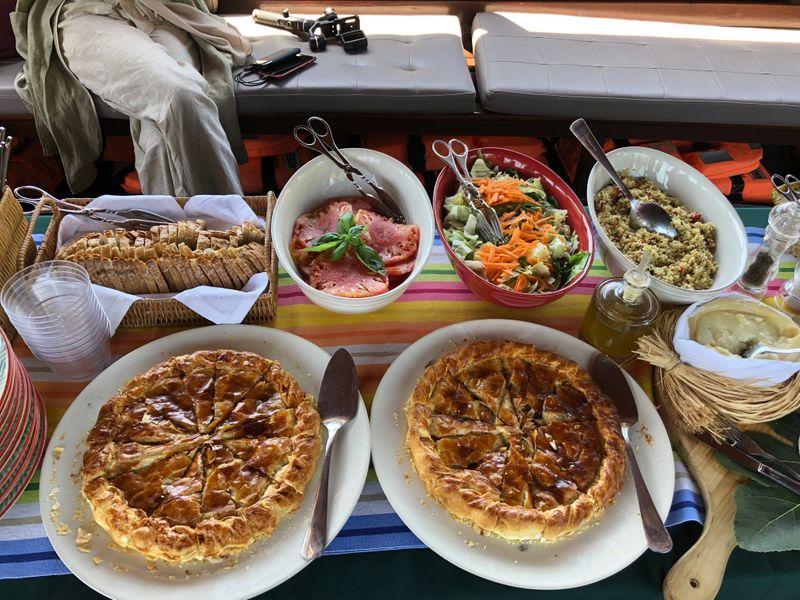 feel Douro river crusie boat picnic lunch-1564404848120