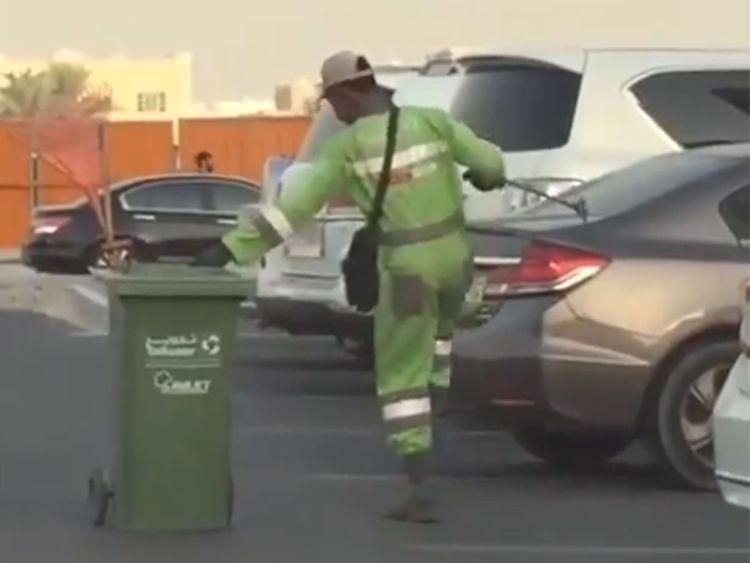 Abu Dhabi cleaner