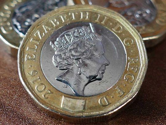 Brisitsh pound sterling