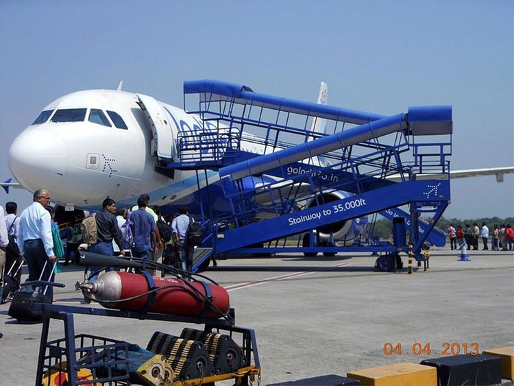 IndiGo flight 0121