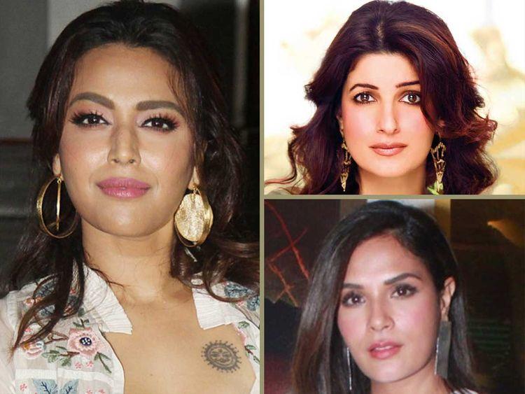 Swara Bhasker, Twinkle Khanna and Richa Chaddha