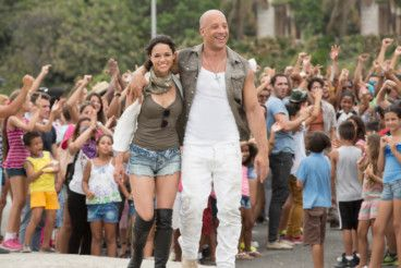 Vin Diesel and Michelle Rodriguez in The Fate of the Furious (2017)-1564466844441