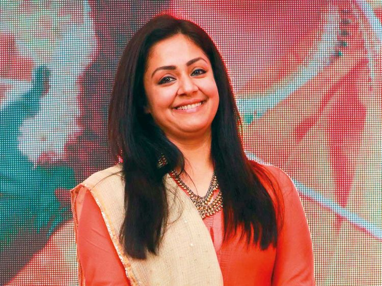 Jyotika explores a mass hero in 'Jackpot'