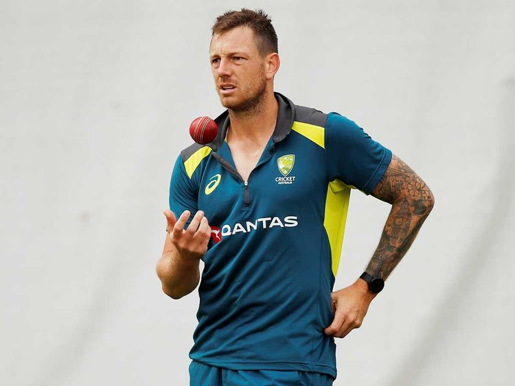 Australia's James Pattinson