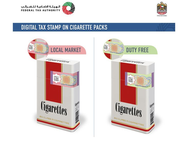 Digital Tax Stamp in UAE