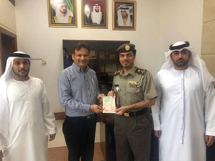 Rajesh Jain receives his long term visa  20190731