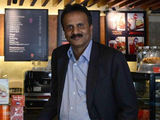 The 60-year-old Siddhartha