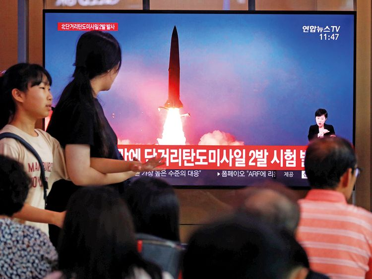 Kim oversaw North Korea missile launch: state media | Asia