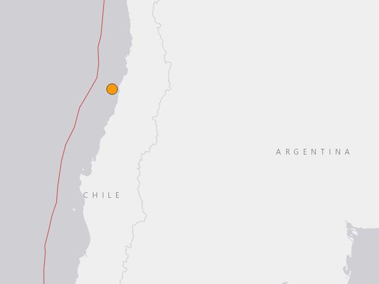 190801 Chile quake