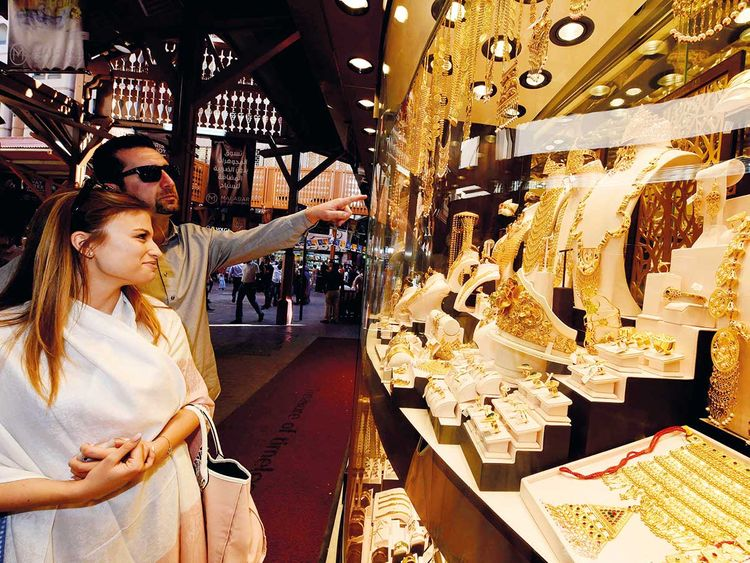 Why are UAE shoppers staying away from gold?