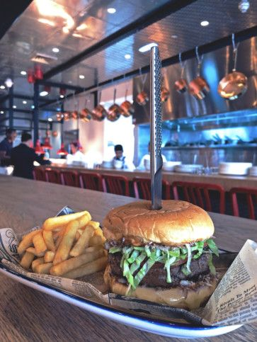 Masterchef, the TV Experience, Beefs up the Menu with the Extraordinary Burger-1564671654845