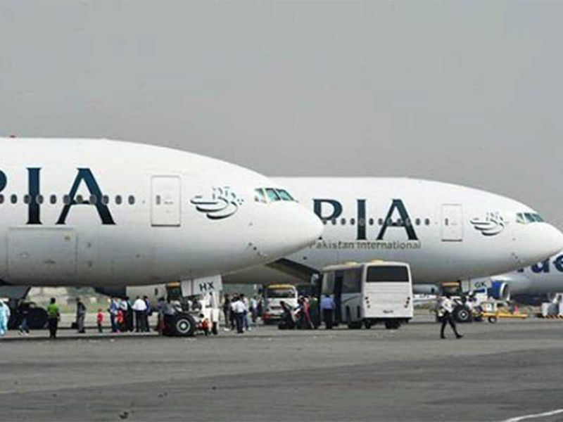 PIA plane 'held back' by Malaysian authorities over UK court case