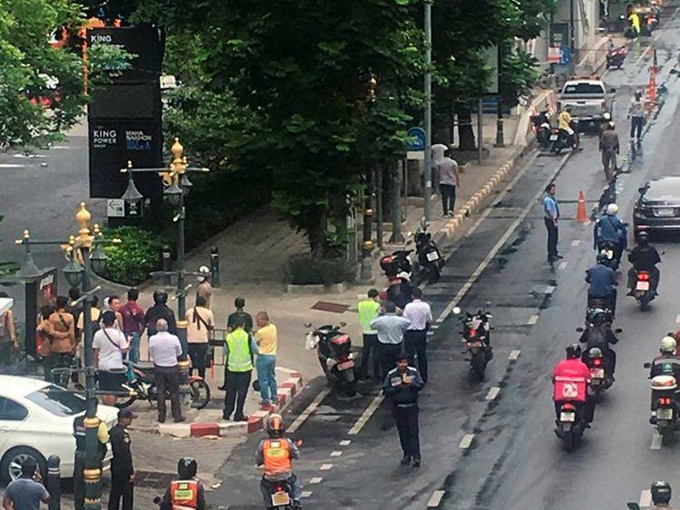 Thai blast