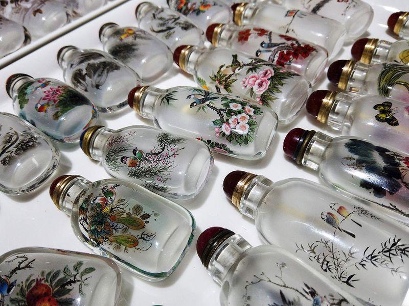 Chinese bottle