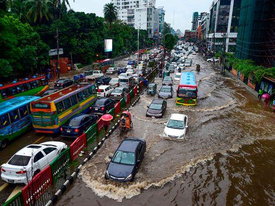 Dhaka floods