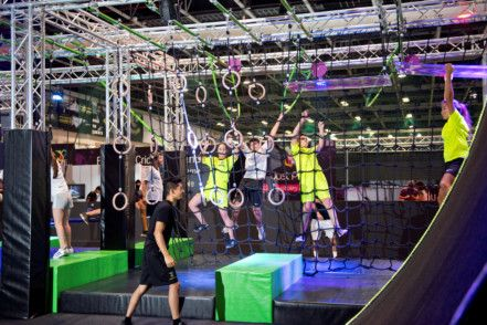DubaiSports World Just Action_Ninja Warriors Course-1564919465163