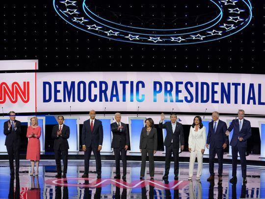 OPN 190804 Democratic  presidential debate-1564915219089