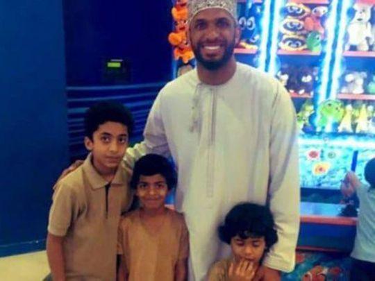 Omani family murdered